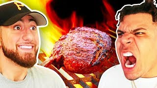 Who Can Cook The PERFECT BBQ MEAL?! *TEAM ALBOE FOOD COOK OFF CHALLENGE*
