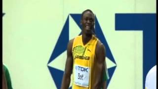 Usain bolt  rio 2016 100 meter  world  record.