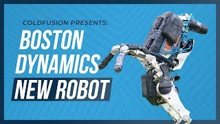 Boston Dynamics New Robot  - Will it Take our Jobs?
