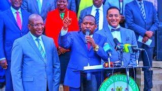 MIKE SONKO NOMINATES MIGUNA MIGUNA NAIROBI DEPUTY GOVERNOR!!