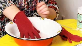 Как растянуть шерстяные перчатки - мои простые советы! как растянуть шерстяные вещи после стирки.