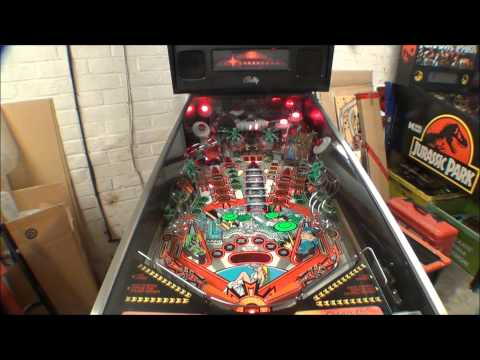 Attack From Mars Pinball Machine