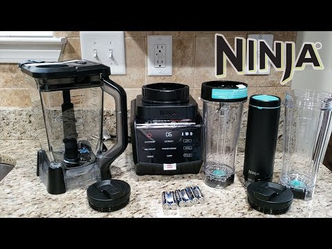 Ninja Duo Blender with FreshVac Demo & Taste Test!