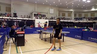 Lee Yong Yi PJU vs SG (2/4)