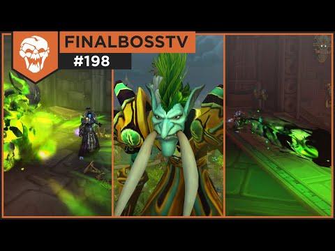 FinalBossTV #198 | MASTERS of Burst DPS!! Destruction Warlock | Gahddo, Loozy & Vinador