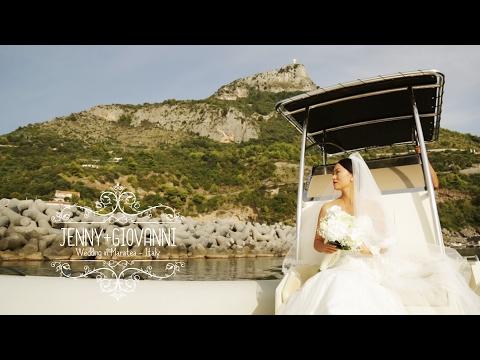Emotional Wedding video in Maratea Southern Italy