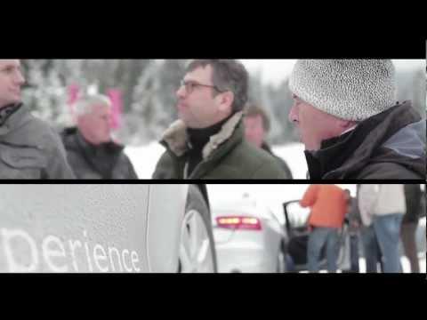 Audi driving experience - Seefeld