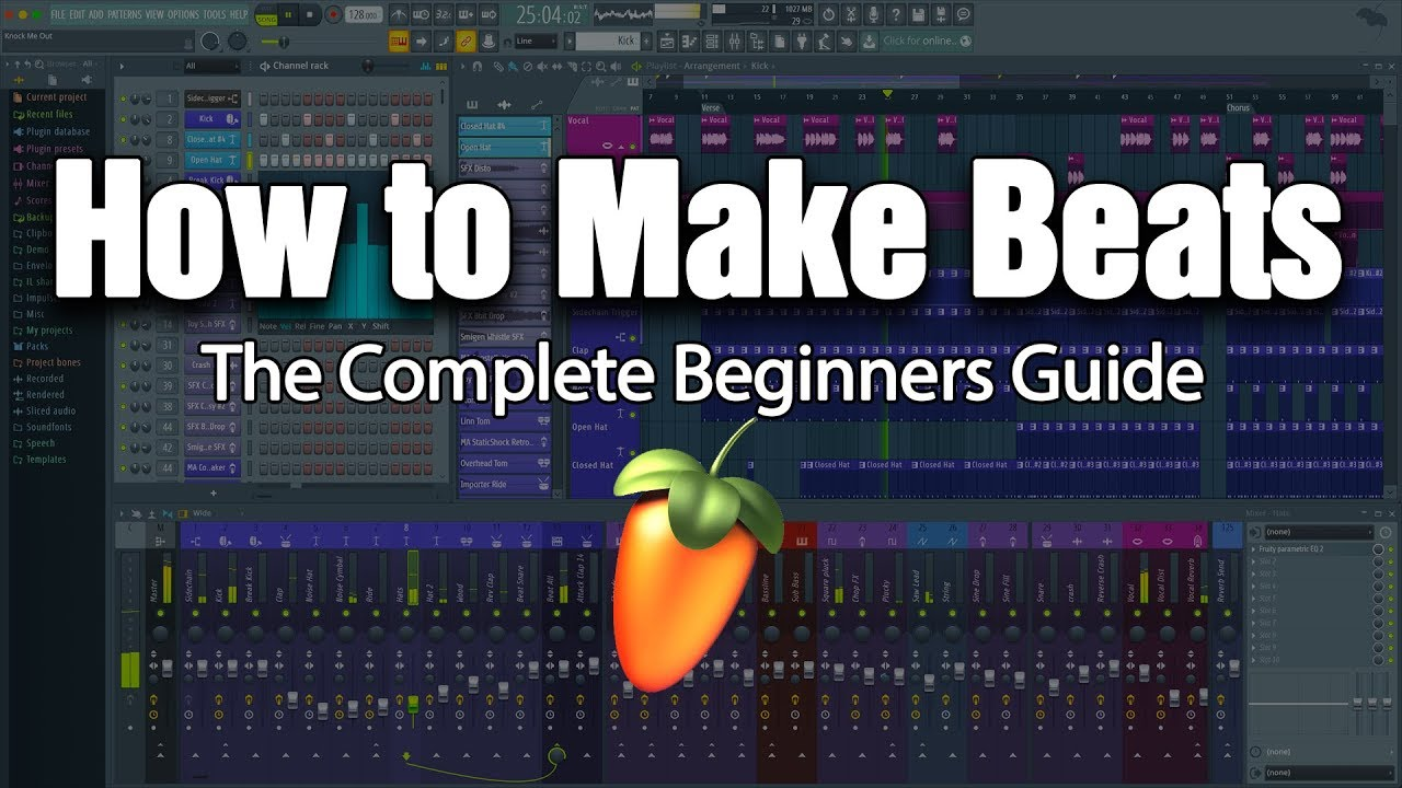 How to Make Beats and Instrumentals in 2019 (w/ Step-By-Step Video)