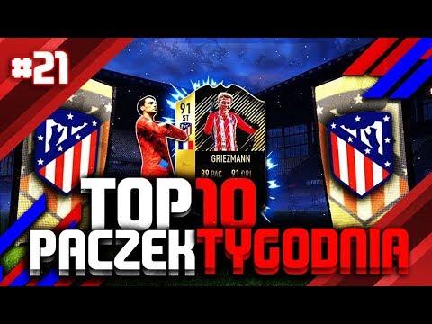 FIFA 18 | TOP 10 PACZEK TYGODNIA  | #21 |