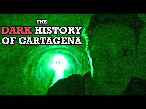 THE DARK HISTORY OF CARTAGENA