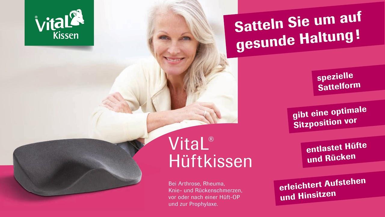 Download VitaL® Hüftkissen | Sanivita Funkspot 1