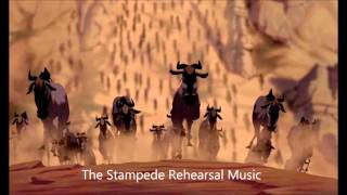 The Stampede Rehearsal Music