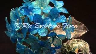 Bunga Dip Kristal American Dip Flowers Krie Exclusive Flora