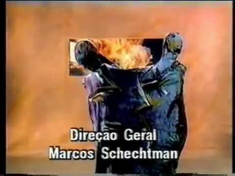 Guerra Sem Fim - Abertura (REDE MANCHETE 1993)