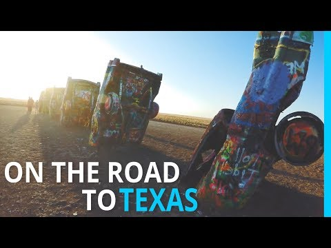 ON THE ROAD TO TEXAS (RV TRAVEL EP 93)