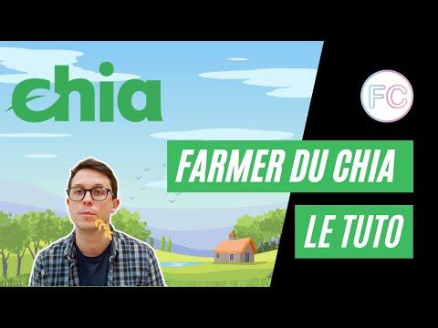 Le tuto : Comment miner du XCH   Chia Network