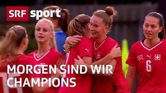 Schweizer Fussball-Nachwuchs: «Wir wollen Europameister werden!» | MswC S02E01