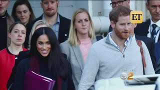 Prince Harry And Meghan, Duke And Duchess Of Sussex, Expecting Baby