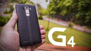LG G4 ReviewUnboxholics