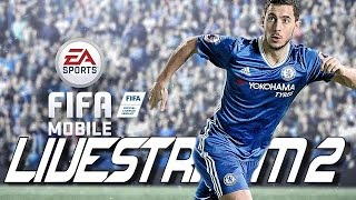 FIFA Mobile Soccer 5.0.1 - Hey i can play some football - HD 1080p LiveStream #2