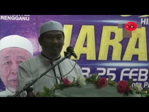 """""""PAS Tak Halal Kerusi Yang PAN Bawa Lari"""" Ustaz Ahmad Dusuki Harap-PGU3.5"""