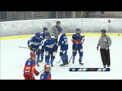 Aug 11, 2017 Friendly U17: Finland 3-1 Russia