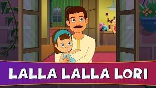 Lalla Lalla Lori Doodh Ki Katori - | Hindi rhymes for babies | hindi balgeet 2017