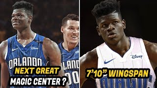 Why Mo Bamba Believes He's the Future of the NBA Center
