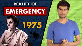 Indira Gandhi's Emergency | Why it happened? | The Real Story | Dhruv Rathee