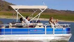 Lake Casitas Pontoon Rental • Casitas Boat Cruises