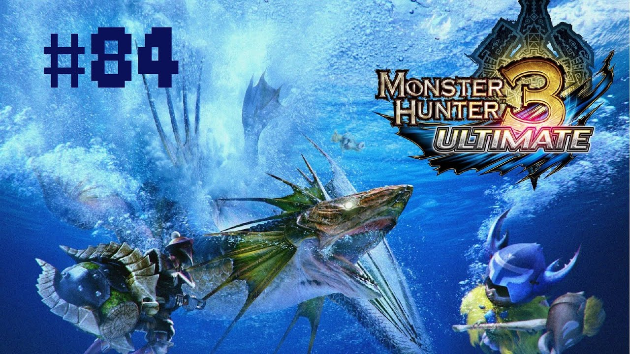monster hunter tri poster