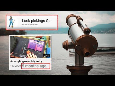 Lock Sport Update || Have You Heard From Lock pickings Gal?