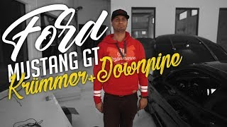 JP Performance - Ford Mustang GT | Krümmer+Downpipe thumbnail