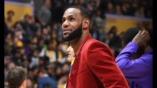 Los Angeles Lakers vs Detroit Pistons LIVE STREAM  with LeBron James injured
