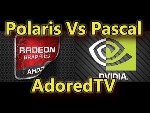 AMD Polaris vs Nvidia Pascal - Analysis Part 1
