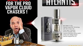 Aspire Atlantis and Aspire CF Sub Ohm- This Changes Everything - VapingwithTwisted420