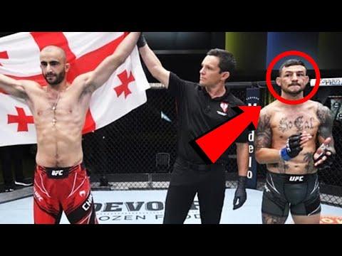 ЕЩЕ ЕСТЬ ПОРОХ? Гига Чикадзе vs Каб Свонсон / Прогноз к UFC Vegas 25