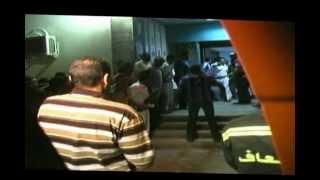 فيديو يعرض لأول مرة عن شهداء مجزرة رفح