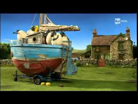Video Rai TV   Shaun, vita da pecora   La barca   Shaun, vita da pecora II
