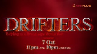 Watch Drifters Anime Trailer/PV Online