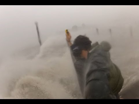 29 August 2012 Hurricane Isaac Grand Isle Louisiana
