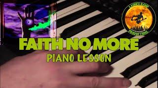 Faith no more Epic outro piano lesson