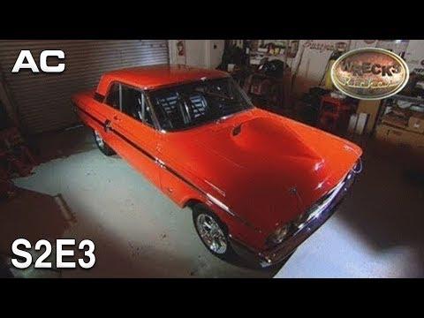 Wrecks to Riches | S02E03 | Ford Fairlane Thunderbolt