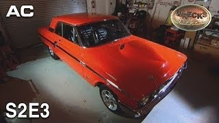 Wrecks to Riches | S2E3 | Ford Fairlane Thunderbolt