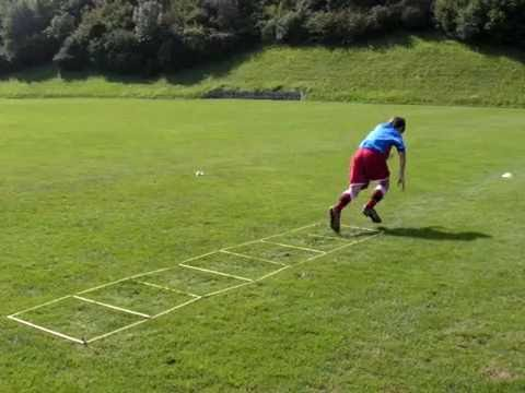 Fussballtraining Laufleiter 3 Laufschule Koordination