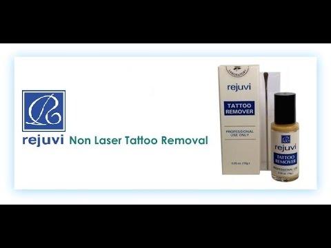 Rejuvi Tattoo Removal: Eyebrows - YouTube