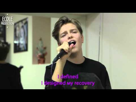 Грэгори - My recovery - (Караоке версия) - www.ecoleart.ru