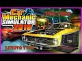 Car Mechanic Simulator 2018 FPS Test On Lenovo Y700