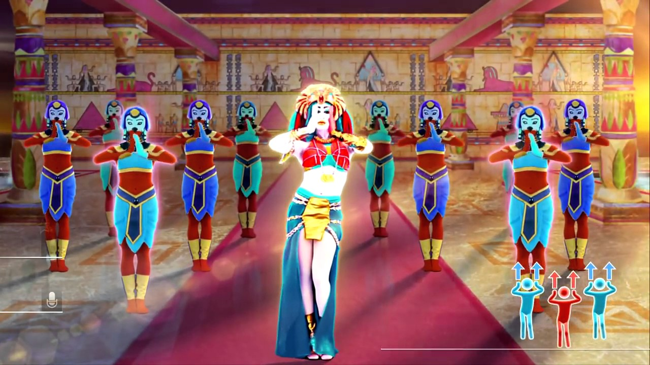Download Dark horse by Katy Perry(Just Dance)