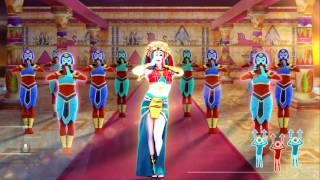 Dark horse by Katy Perry(Just Dance)